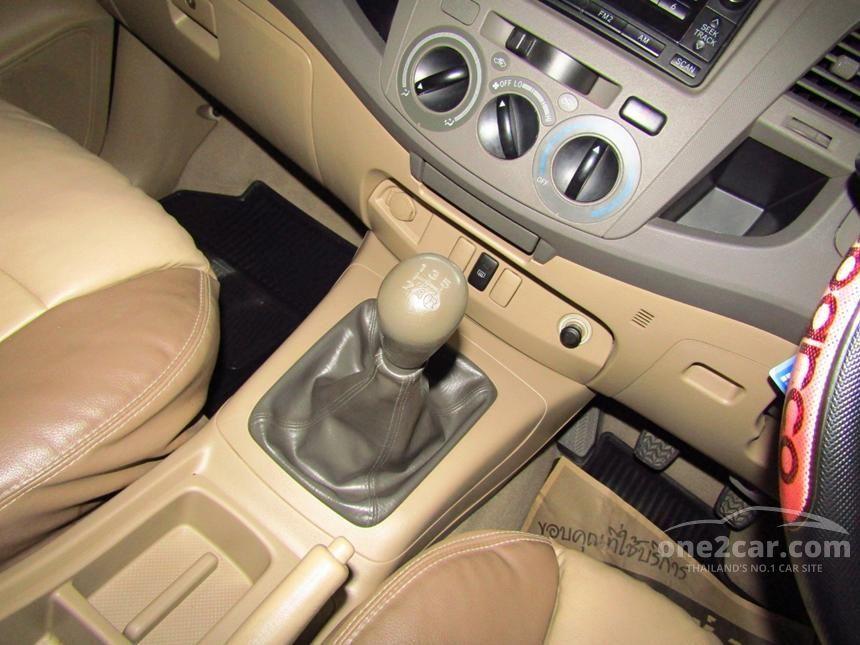 2010 Toyota Hilux Vigo E Pickup