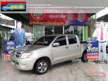 2005 Toyota Hilux Vigo DOUBLE CAB (ปี 04-08) E 2.5 MT Pickup