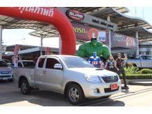 2015 Toyota Hilux Vigo CHAMP SMARTCAB (ปี 11-15) E 2.5 MT Pickup
