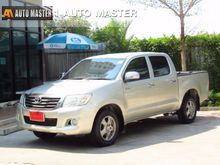 2012 Toyota Hilux Vigo CHAMP DOUBLE CAB (ปี 11-15) E 2.7 MT Pickup