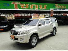 2012 Toyota Hilux Vigo CHAMP DOUBLE CAB (ปี 11-15) E 2.5 MT Pickup