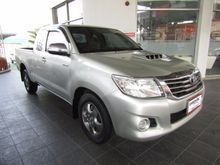 2012 Toyota Hilux Vigo SMARTCAB (ปี 08-11) E 2.5 MT Pickup