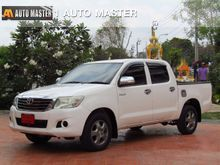 2014 Toyota Hilux Vigo CHAMP DOUBLE CAB (ปี 11-15) E 2.7 MT Pickup
