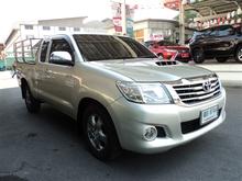 2013 Toyota Hilux Vigo CHAMP SMARTCAB (ปี 11-15) E 2.5 MT Pickup