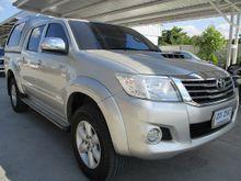 2012 Toyota Hilux Vigo CHAMP DOUBLE CAB (ปี 11-15) Prerunner 2.5 MT Pickup