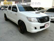 2014 Toyota Hilux Vigo CHAMP DOUBLE CAB (ปี 11-15) E 2.5 MT Pickup