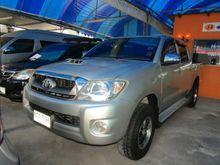 2010 Toyota Hilux Vigo DOUBLE CAB (ปี 08-11) E 2.5 MT Pickup