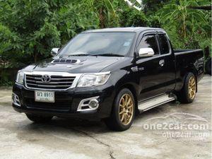 2014 Toyota Hilux Vigo 2.5 CHAMP SMARTCAB (ปี 11-15) E Pickup MT