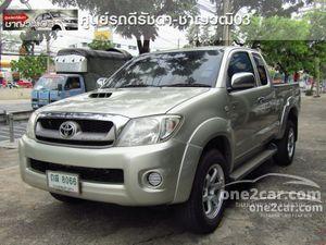 2010 Toyota Hilux Vigo 2.5 SMARTCAB (ปี 08-11) E Pickup MT