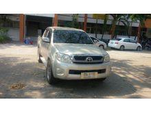 2011 Toyota Hilux Vigo DOUBLE CAB (ปี 08-11) E 2.7 MT Pickup