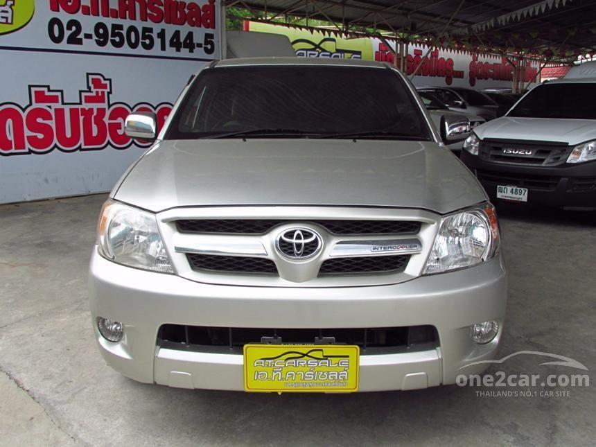 2006 Toyota Hilux Vigo E Pickup