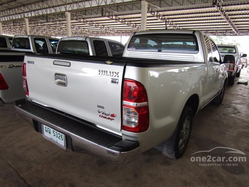2014 Toyota Hilux Vigo E Pickup