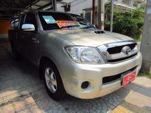 2009 Toyota Hilux Vigo SMARTCAB (ปี 08-11) E 2.5 MT Pickup