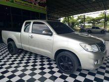 2012 Toyota Hilux Vigo CHAMP SMARTCAB (ปี 11-15) E 2.5 MT Pickup