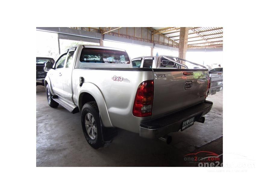 2009 Toyota Hilux Vigo E Pickup