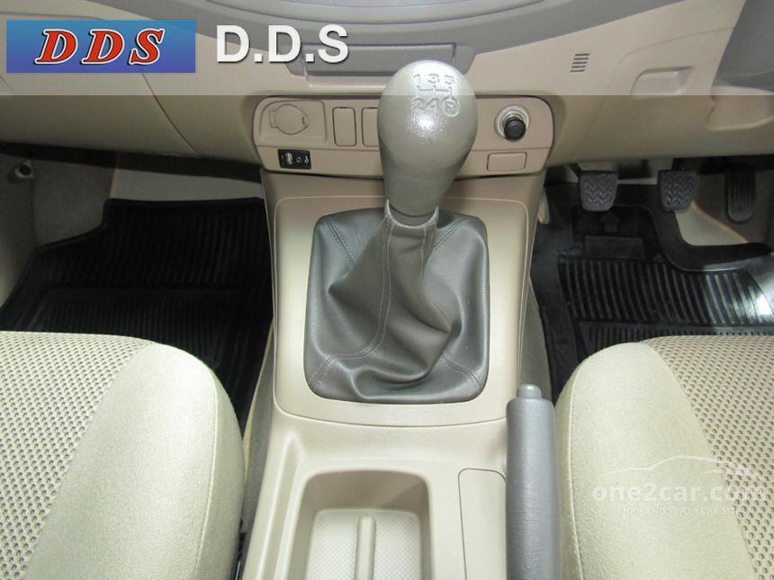 2012 Toyota Hilux Vigo E Pickup