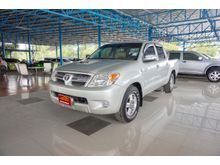 2008 Toyota Hilux Vigo DOUBLE CAB (ปี 04-08) E 2.5 MT Pickup