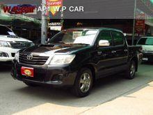 2011 Toyota Hilux Vigo CHAMP DOUBLE CAB (ปี 11-15) E 2.5 MT Pickup