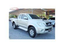 2009 Toyota Hilux Vigo SMARTCAB (ปี 08-11) E 3.0 MT Pickup
