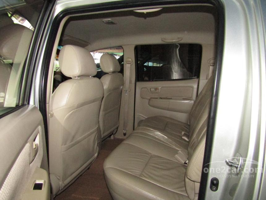 2005 Toyota Hilux Vigo E Pickup