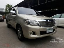 2011 Toyota Hilux Vigo CHAMP SMARTCAB (ปี 11-15) E 2.5 MT Pickup