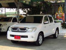 2010 Toyota Hilux Vigo DOUBLE CAB (ปี 08-11) E 2.7 MT Pickup