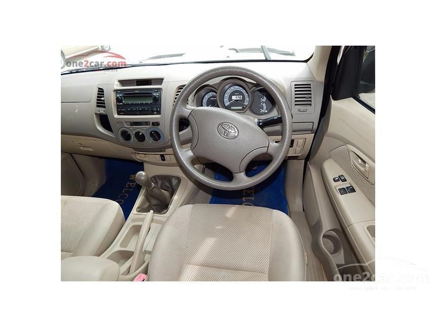 2008 Toyota Hilux Vigo E Pickup