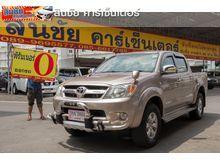 2008 Toyota Hilux Vigo DOUBLE CAB (ปี 04-08) E Prerunner 3.0 MT Pickup