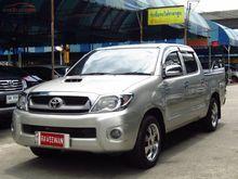 2011 Toyota Hilux Vigo DOUBLE CAB (ปี 08-11) E 2.5 MT Pickup