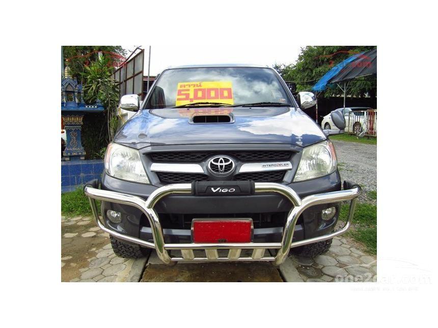 2008 Toyota Hilux Vigo E Prerunner Pickup