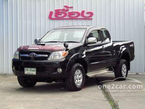 2008 Toyota Hilux Vigo 3.0 EXTRACAB (ปี 04-08) E Prerunner Pickup MT