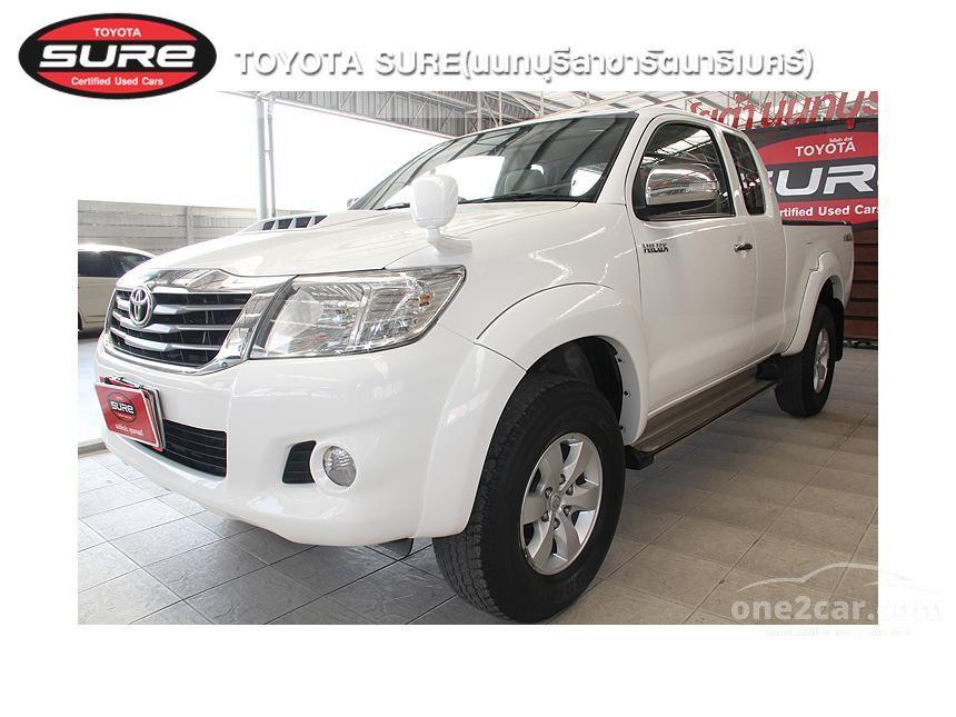 2013 Toyota Hilux Vigo E Prerunner Pickup