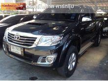 2013 Toyota Hilux Vigo CHAMP SMARTCAB (ปี 11-15) E Prerunner 2.5 MT Pickup