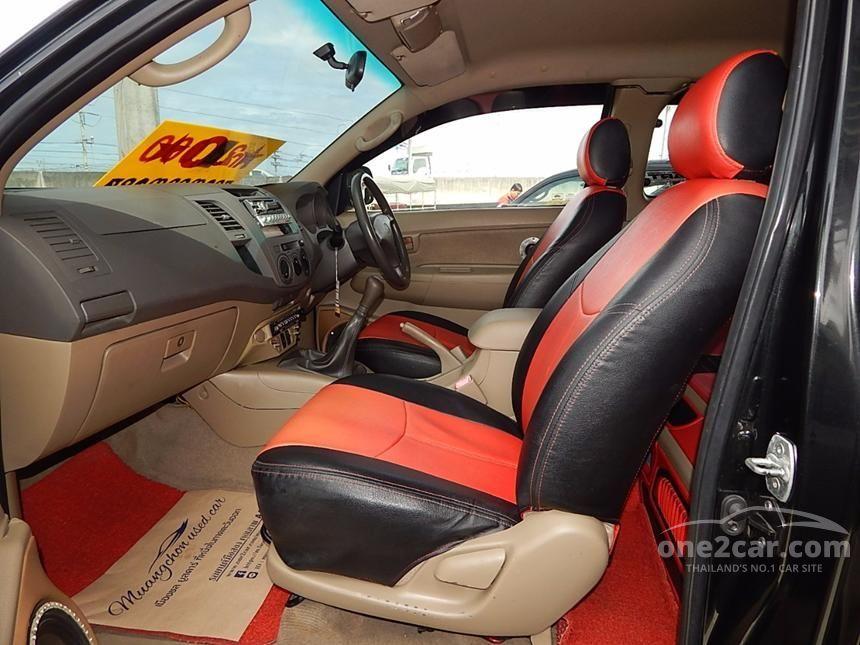 2010 Toyota Hilux Vigo E Prerunner Pickup