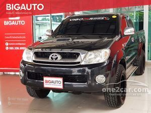 2011 Toyota Hilux Vigo 2.5 SMARTCAB (ปี 08-11) E Prerunner Pickup MT