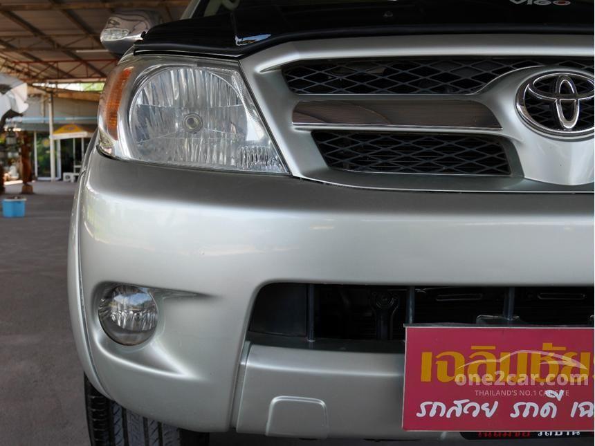 2007 Toyota Hilux Vigo E Prerunner Pickup