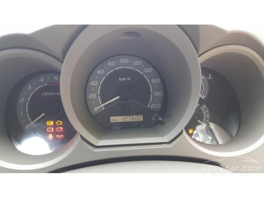 2009 Toyota Hilux Vigo E Prerunner Pickup