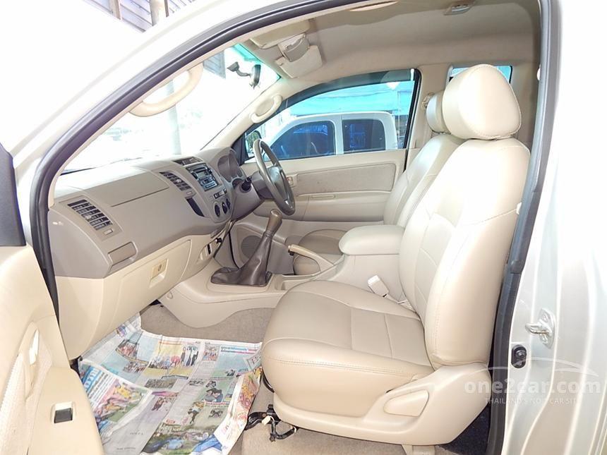 2005 Toyota Hilux Vigo E Prerunner Pickup