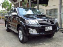 2012 Toyota Hilux Vigo CHAMP DOUBLE CAB (ปี 11-15) E Prerunner VN Turbo 2.5 MT Pickup
