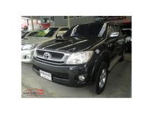 2009 Toyota Hilux Vigo DOUBLE CAB (ปี 08-11) E Prerunner VN Turbo 2.5 MT Pickup