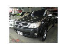 2009 Toyota Hilux Vigo DOUBLE CAB (ปี 08-11) E Prerunner VN Turbo 2.5 MT Pickup