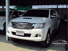 2012 Toyota Hilux Vigo CHAMP DOUBLE CAB (ปี 11-15) E Prerunner VN Turbo 2.5 AT Pickup