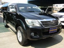 2011 Toyota Hilux Vigo CHAMP DOUBLE CAB (ปี 11-15) E Prerunner VN Turbo 2.5 MT Pickup