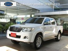 2014 Toyota Hilux Vigo CHAMP DOUBLE CAB (ปี 11-15) E Prerunner VN Turbo 2.5 AT Pickup
