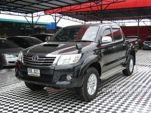 2013 Toyota Hilux Vigo 2.5 CHAMP DOUBLE CAB (ปี 11-15) E Prerunner VN Turbo Pickup AT