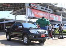 2014 Toyota Hilux Vigo CHAMP SMARTCAB (ปี 11-15) E Prerunner VN Turbo 2.5 MT Pickup