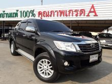2014 Toyota Hilux Vigo CHAMP DOUBLE CAB (ปี 11-15) E Prerunner VN Turbo 2.5 MT Pickup