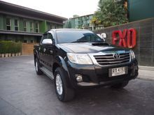 2012 Toyota Hilux Vigo CHAMP DOUBLE CAB (ปี 11-15) E Prerunner VN Turbo 2.5 MT Pickup