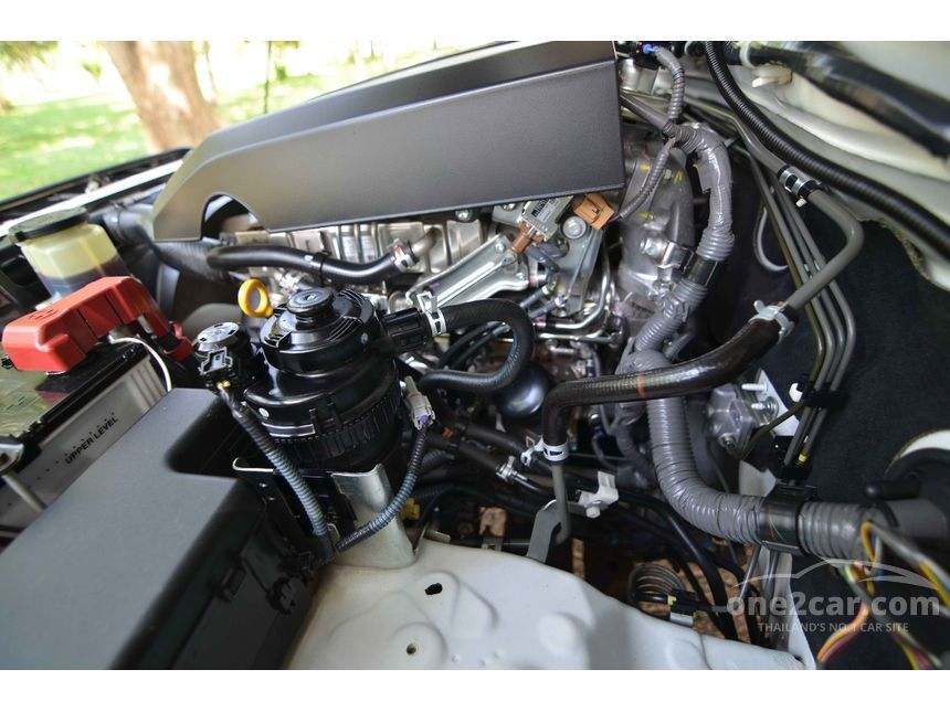 2015 Toyota Hilux Vigo E Prerunner VN Turbo Pickup