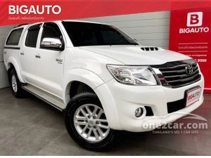 2015 Toyota Hilux Vigo 2.5 CHAMP DOUBLE CAB (ปี 11-15) E Prerunner VN Turbo Pickup AT